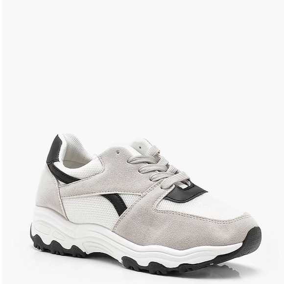 ASOS Shoes   Nib Chunky Platform Dad